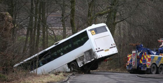 A bus headed for the valley of death