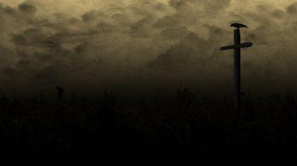 The Dark Cross